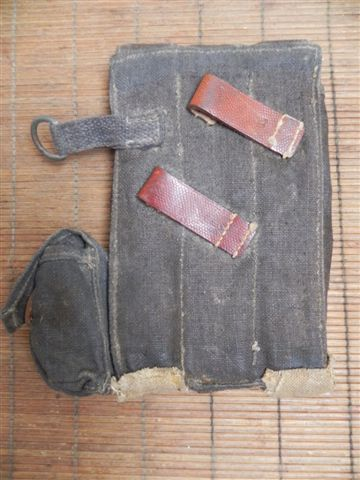 Lot of MP 38/40 pouches
