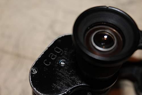 CAG made Dienstglas 6x30 H/6400 Binoculars