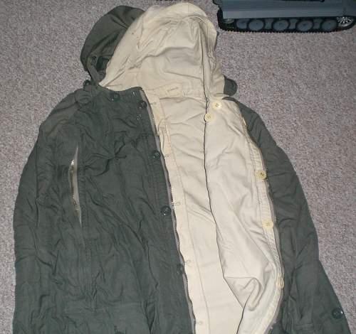 LW sleeping bag, I think Its OK?