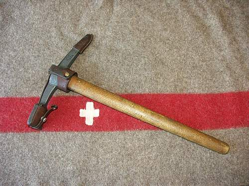 Possible WW2 German Axe