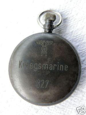 Kriegmarine chronograph