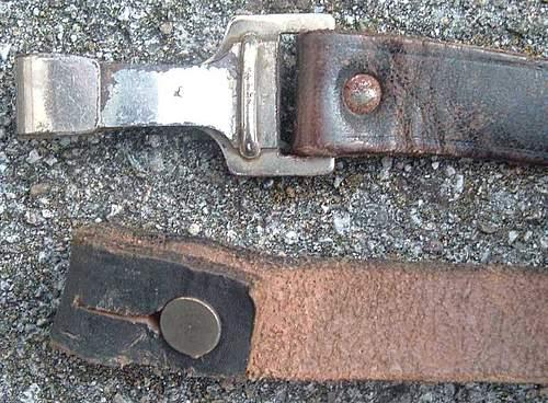 Unidentified Straps