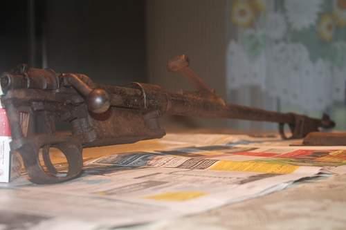 Karabiner 98 WWII