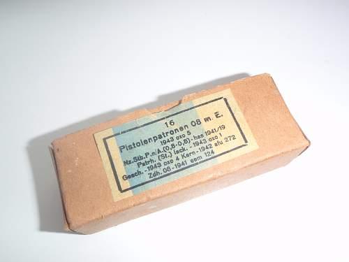 8 mm ammunition