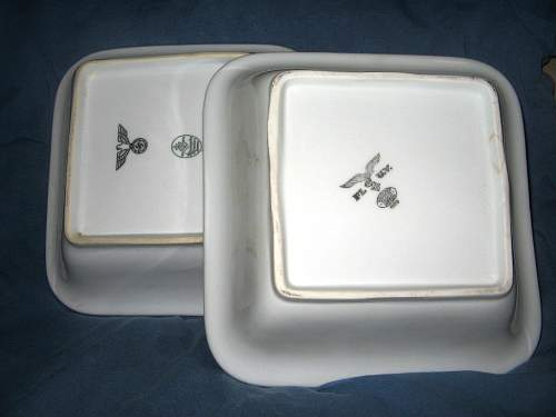 looking for some Luftwaffe dishware, dinnerware, plates or bowl for sale