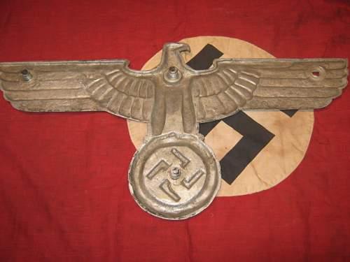 """27"""" RailRoad Eagle"""