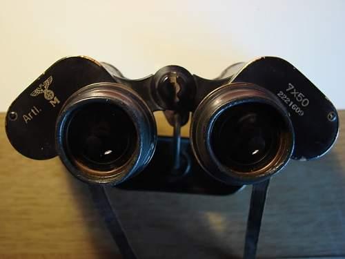 Need advice on German binoculars blc 7x50