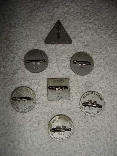 HJ traffictoy badges?