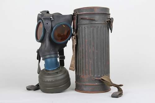 Werhmacht Gas Mask ?
