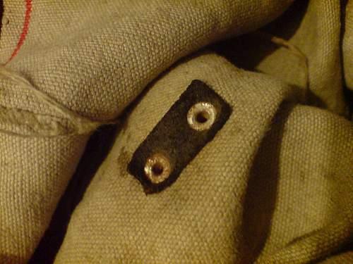 Unidentified kit bag