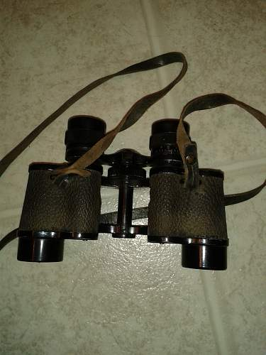 Question about some Binoculars