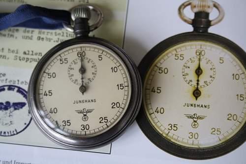 Wehrmacht Stop Watch?