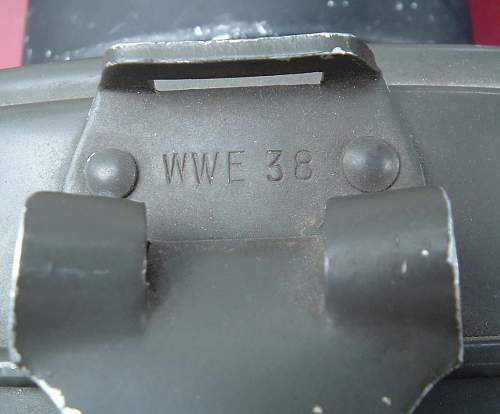 Question - WW2 German Mess Tin?