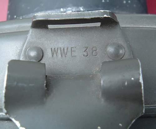 Question - WW2 German Mess Tin?