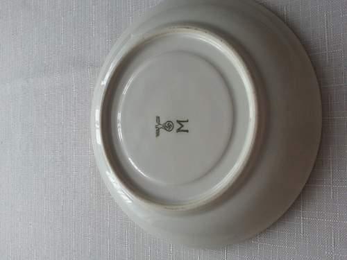 German Plate