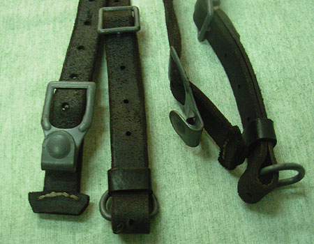 Ss y-straps