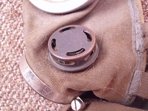 Got gas, need mask ?