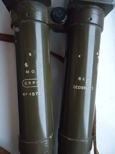 Can anyone help identify this trench periscope