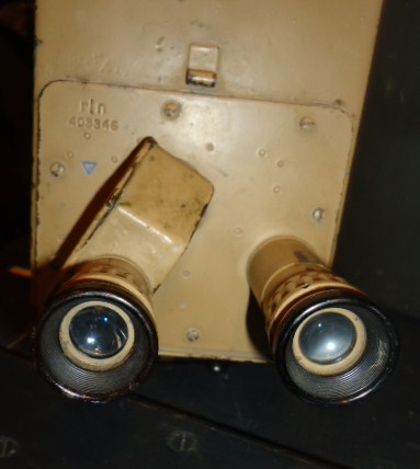 Trench or vehicle periscope or both ?