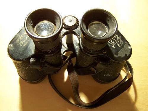 German binoculars - Busch