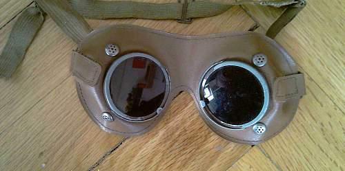 Dak sand schutzbrille field goggles?