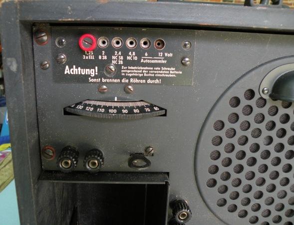 german radio: