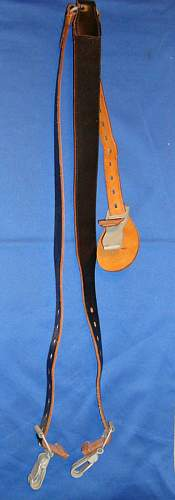 Ww2 german y-straps