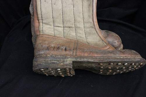 German or Russian Winter Boots ?
