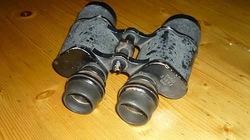War period Binoculars?