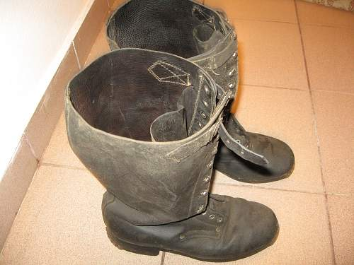 Friends, I need information about these boots!
