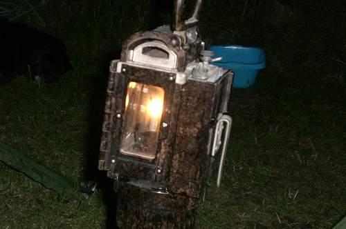 Pertrix Flashlight