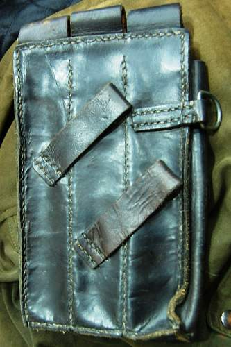 MP40 pouches for review