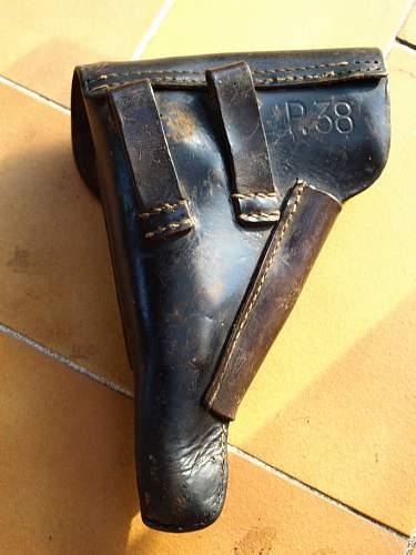 salty P38 holster