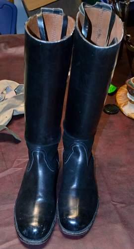 German Boots?