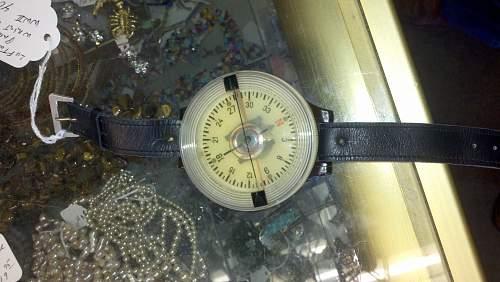 Luftwaffe Compass