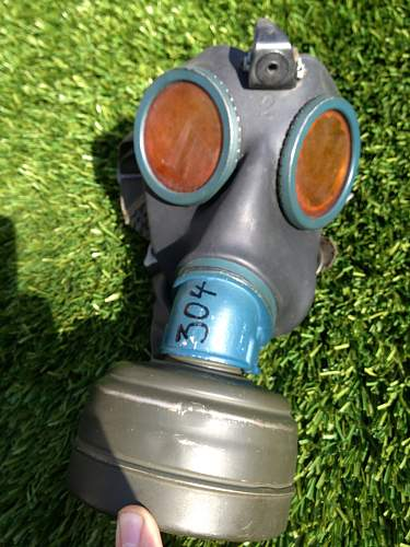 Combat Gasmask for Review!