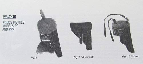 Holster for PPK or CZ27 - period ?