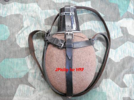 german medics canteen compleat with strap