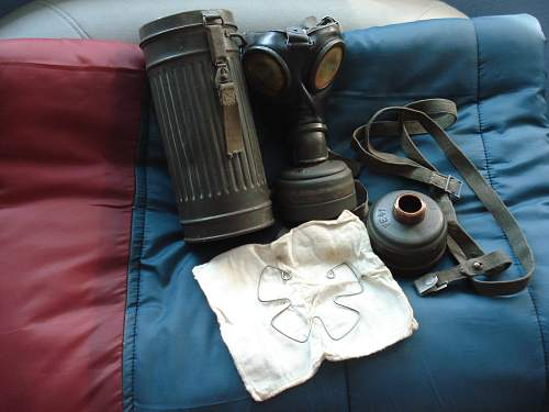 Gasmask owner i.d. - how to find out more?