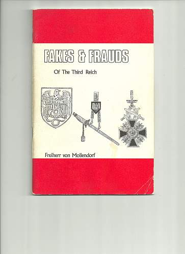 Why All The Third Reich Fakes?  Is There a Story Here?