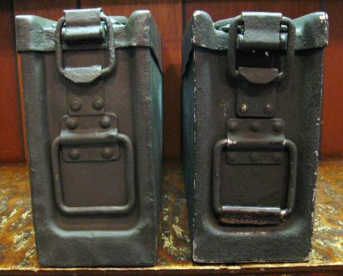 Another MG34/42 Ammo Can