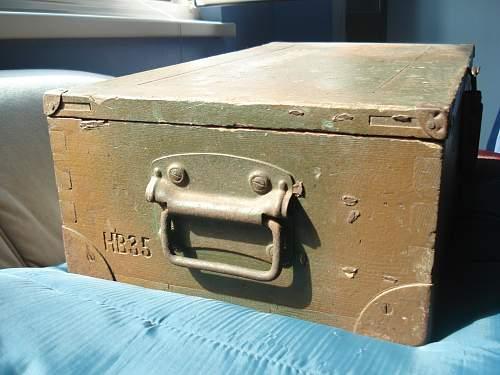 Camo Ammo Box 10cm K17