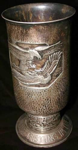 Luftwaffe pilots cup