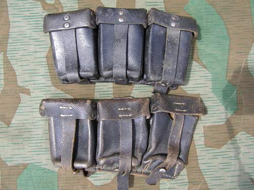 K98 Ammo pouches for consideration