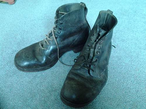 Can anybody identify these boots, possibly German