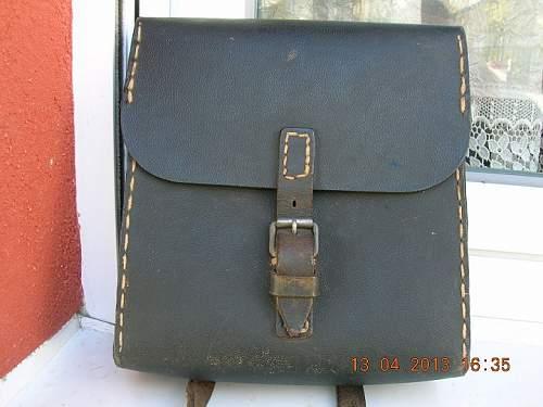 German WWII bag / satchel