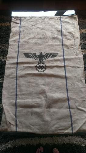 My new Heeres verpflegunssack 1938