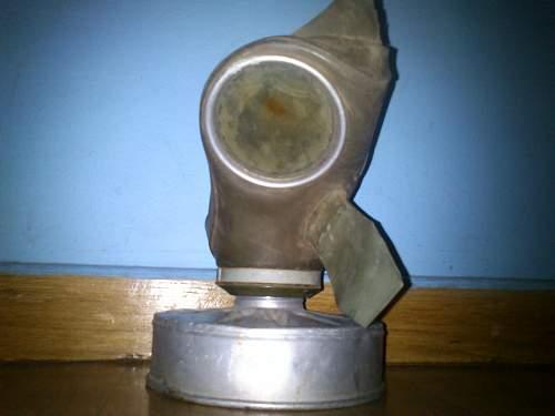 My new German Civilians gas mask :D