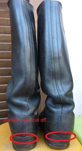 Original ww2 german boots?