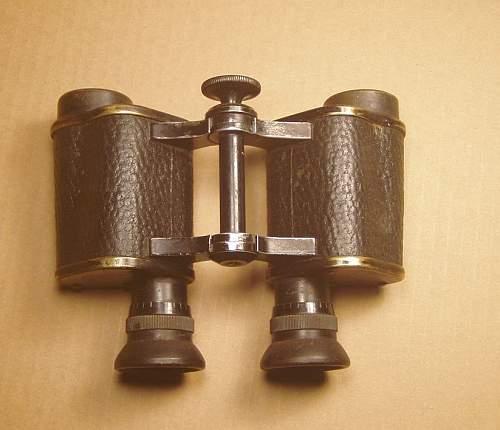 Goerz Berlin binoculars